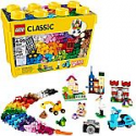 Deals List: LEGO Classic Large Creative Brick Box 10698 Build Your Own Creative Toys, Kids Building Kit (790 Pieces)