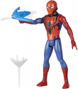 Deals List: Spider-Man Marvel Titan Hero Series Blast Gear Action Figure with Blaster (E7344)