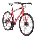 Deals List: Schwinn Kempo Hybrid Men's Bike (S7960WMDS; Red)