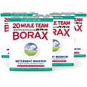Deals List: 4CT 20 Mule Team All Natural Borax Detergent Booster Cleaner