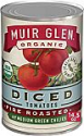 Deals List: Muir Glen Canned Tomatoes, Organic Diced Tomatoes, Fire Roasted with Medium Green Chilies, No Sugar Added, 14.5 Ounce Can