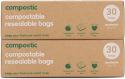 Deals List: 150-Count Complete Home Resealable Sandwich Bags