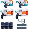 Deals List: XShot Excel Double Kickback Double Reflex Dart Blaster Combo