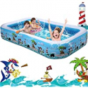 Deals List: Happitry 10 ft Inflatable Swimming Pool