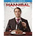 Deals List: Hannibal: The Complete Series Collection Season 1-3 [Blu-ray + Digital HD]