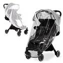Deals List: 2-Pack Hrzeem Universal Stroller Rain Cover and Mosquito Net