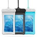 Deals List: Cambond 3 Pack Floating Waterproof Phone Case