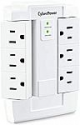 Deals List: CyberPower CSB600WS Surge Protector, 900J/125V, 6 Swivel Outlets, Wall Tap