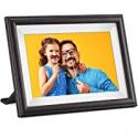Deals List: Pastigio 10.1-in WiFi HD Wooden Digital Photo Frame M10R5