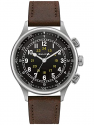 Deals List: Bulova 96A245 A-15 Pilot Automatic Leather Mens Watch