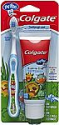 Deals List: Colgate My First Baby and Toddler Training Toothbrush and Fluoride Free Toothpaste Set for Ages 0-2 Years