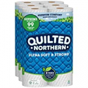 Deals List: Quilted Northern Ultra Soft & Strong Toilet Paper 24 Supreme Rolls