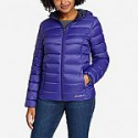 Deals List: Eddie Bauer Womens CirrusLite Down Hooded Jacket
