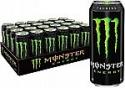 Deals List: Monster Energy Drink, Green, Original, 16 Ounce (Pack of 24)