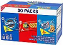 Deals List: Nabisco Cookies & Cracker Variety Pack, OREO, RITZ & CHIPS AHOY!, 30 Snack Packs