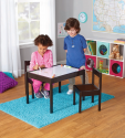 Deals List: KidKraft Love Diana Heart Vanity Toy Set with Stool, Mirror and Cling Stickers