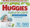 Deals List: Baby Wipes, Pampers Sensitive Water Based Baby Diaper Wipes, Hypoallergenic and Unscented, 7 Pop-Top Packs, 504 Count Total Wipes