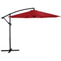 Deals List: JIESSIWONG 10-ft Cantilever Patio Umbrella w/Crank & Cross Base