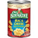 Deals List: Chef Boyardee Macaroni and Cheese, 15 Ounce