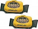 Deals List: STANLEY HL2PKS Hands Free LED Headlamp Flashlight with Adjustable Headband, Alkaline Battery Powered, 2 Pack