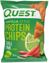 Deals List: Quest Nutrition Tortilla Style Protein Chips, Chili Lime, Baked, 1.1 Ounce (12 Count)
