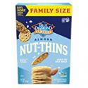 Deals List: Blue Diamond Almonds Nut-Thins Gluten Free Cracker Crisps, Hint Of Sea Salt, Family Size, Sea Salt, 7oz
