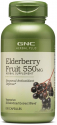 Deals List: GNC Herbal Plus Elderberry Fruit 550mg, Capsules, 100 ea