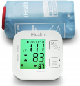 Deals List: iHealth Track Smart Upper Arm Blood Pressure Monitor with Wide Range Cuff That fits Standard to Large Adult Arms , Bluetooth Compatible for iOS & Android Devices