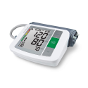 Deals List: Medisana Blood Pressure Monitor: Automatic Upper Arm Machine Accurate Adjustable Digital BP Cuff Kit for Home Use Includes Batteries, Carrying Case