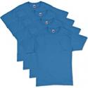 Deals List: Hanes Men's Essential-T Short Sleeve T-shirt (4-pack)