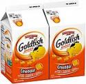 Deals List: Pepperidge Farm Goldfish Cheddar Crackers, 60 Oz Box, 2-Count 30 Oz Cartons