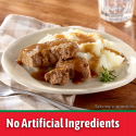 Deals List: HORMEL COMPLEATS Roast Beef & Mashed Potatoes with Gravy Microwave Tray, 9 Ounces (Pack of 6)