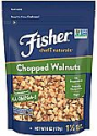 Deals List: Fisher Chef's Naturals Chopped Walnuts, 6 Ounces