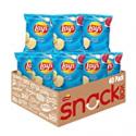 Deals List: Lay's Salt & Vinegar Flavored Potato Chips, 1 Ounce (Pack of 40)