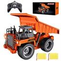 Deals List: Bezgar Remote Control Construction Dump Truck Toy w/2 Batteries