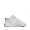 Deals List: Clarks Womens Hero Walk White Combi Shoes