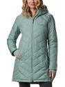 Deals List: Columbia Womens Heavenly Long Hooded Jacket
