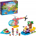 Deals List: LEGO Friends Vet Clinic Rescue Helicopter 41692 Building Kit; Makes Great Birthday for Kids, New 2021 (249 Pieces)