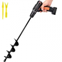 Deals List: Auger Drill Bit for Planting 1.6x16.5inch
