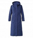 Deals List: L.L.Bean Women's H2OFF Primaloft-Lined Long Coat (3 colors)