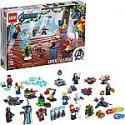 Deals List: LEGO Marvel The Avengers Advent Calendar 76196 Building Kit (New 2021)