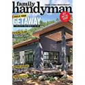 Deals List: Family Handyman Magazine Subscription 1 Year 8 Issues