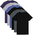 Deals List: Fruit of the Loom Men's Stay Tucked Crew T-Shirt (6-pack)