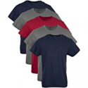 Deals List: Fruit of the Loom Mens Stay Tucked Crew T-Shirt