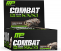 Deals List: MusclePharm Combat Crunch Protein Bar, 20g Protein, Cookies 'N' Cream Bars, 12 Count