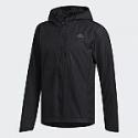 Deals List: adidas Own the Run Hooded Wind Jacket Men's