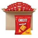 Deals List: Cheez-It Baked Snack Cheese Crackers, Original, School Lunch Snacks, 1 oz Bag (40 Bags)