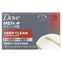 Deals List: 12-Count Dove Men+Care Body and Face Bar More Moisturizing