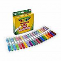 Deals List: Crayola 20 Count Broad Line Classic Markers