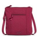 Deals List: Vera Bradley Womens Microfiber Hipster Crossbody Bag